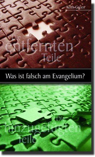 Was ist falsch am Evangelium?-0