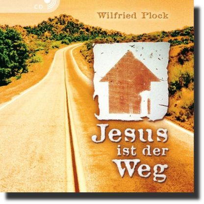 Jesus ist der Weg (Hörbuch - 3 Audio-CDs)-0