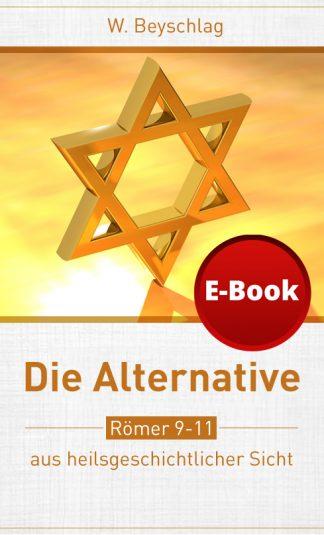 Die Alternative - Römer 9-11 aus heilsgeschichtlicher Sicht-0