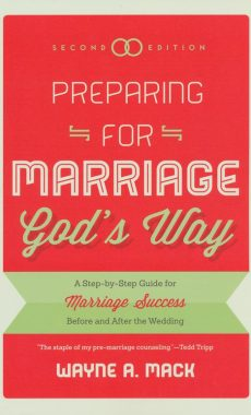 Preparing for Marriage - God's Way (Englisch)-0